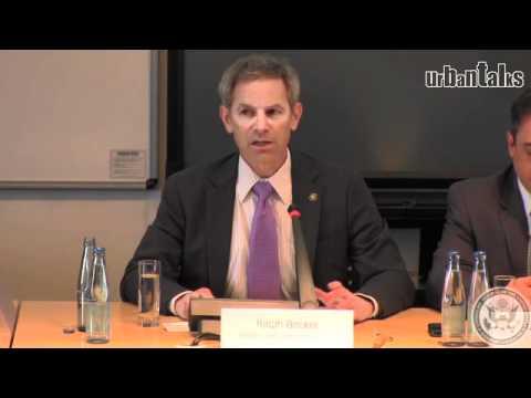 urbantalks - Mayor Ralph Becker presenting Salt Lake City (Part 1)