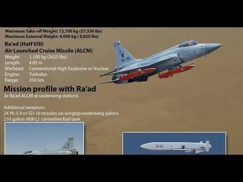 Pakistan Air Force Song - [ JAZBA ] thumbnail