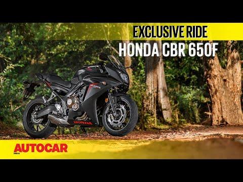 Honda CBR 650F | First Ride | Autocar India