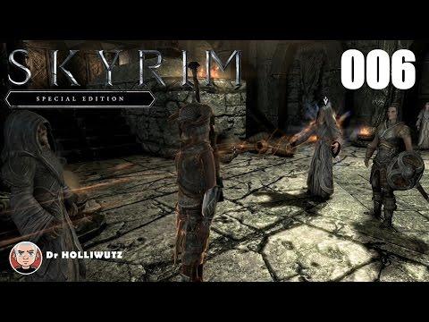 Skyrim #006 - Graubärte auf Hoch-Hrothgar [XBO] Let's Play Skyrim Special Edition