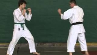 Обучение системе рукопашному бою Часть 49