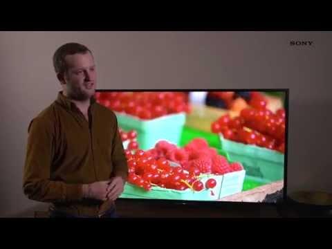 TV Sony Séries W855 : Présentation Officielle !