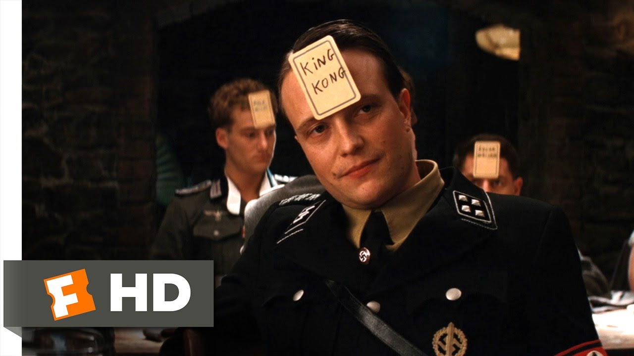 ... Basterds (4/9) Movie CLIP - I Must Be King Kong (2009) HD - YouTube