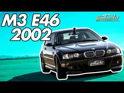 SÉRIE 3 RAIZ: BMW M3 E46 FT. PAULO KORN DO APC - ACELECLÁSSICOS #4 | ACELERADOS