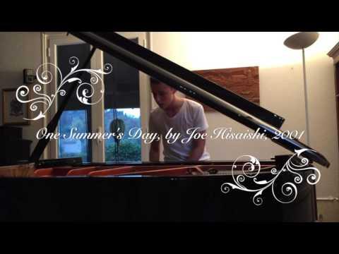 Henry Piano Concert December 2015