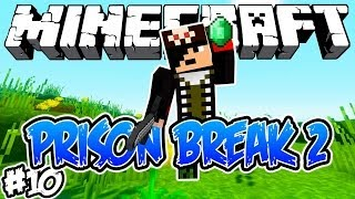 A EVOLUÇÃO FINAL! - PRISON BREAK 2: Minecraft #10