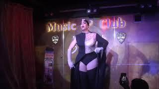 אלבי מעאק Mama De La Smallah Werk 118 Desire Bar Tel Aviv 26 11 19