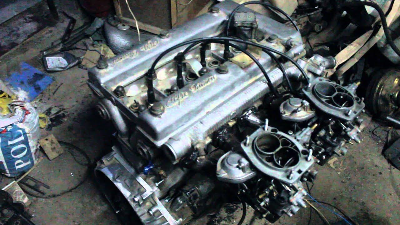 Контрактный двигатель Alfa Romeo (Альфа Ромео) 2.4 841C000 | Где .