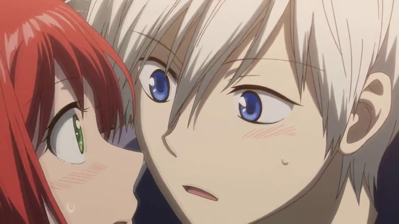 Akagami No Shirayuki Hime Amv Snow White And The Red Hair Amv Zen X Shirayuki Say You Won T Let Go