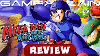 Mega Man: The Wily Wars REVIEW - The SEGA Genesis Mini's Star Fox 2?! (Video Game Video Review)