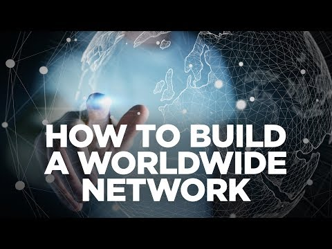 How to Build a WorldWide Network: Cardone Zone