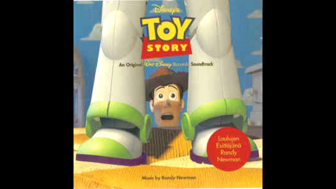 Toy Story You Ve Got A Friend In Me Finnish Soundtrack