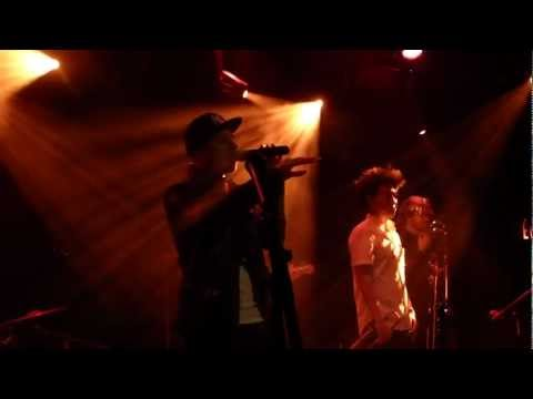 "José James ""Sword + Gun"" @ Le Poisson Rouge, NYC, 5-11-12"