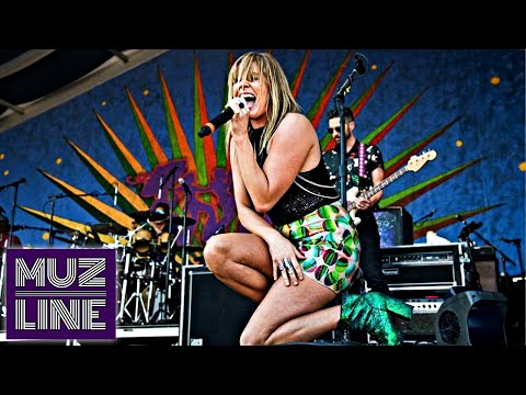 Grace Potter - New Orleans Jazz & Heritage Festival 2016