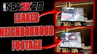 NBA 2K20 LEAKED Park u0026 Neighborhood Footage! Proof in NBA 2K20 Neighborhood Returns! NBA 2K20 NEWS