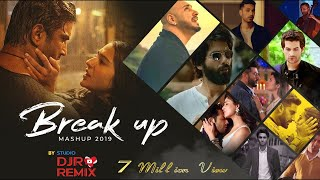 Bollywood Hit Sad Song Mashups | Sad Songs 2020 | Evergreen Sad Songs Mashup Old And New | DJR Remix
