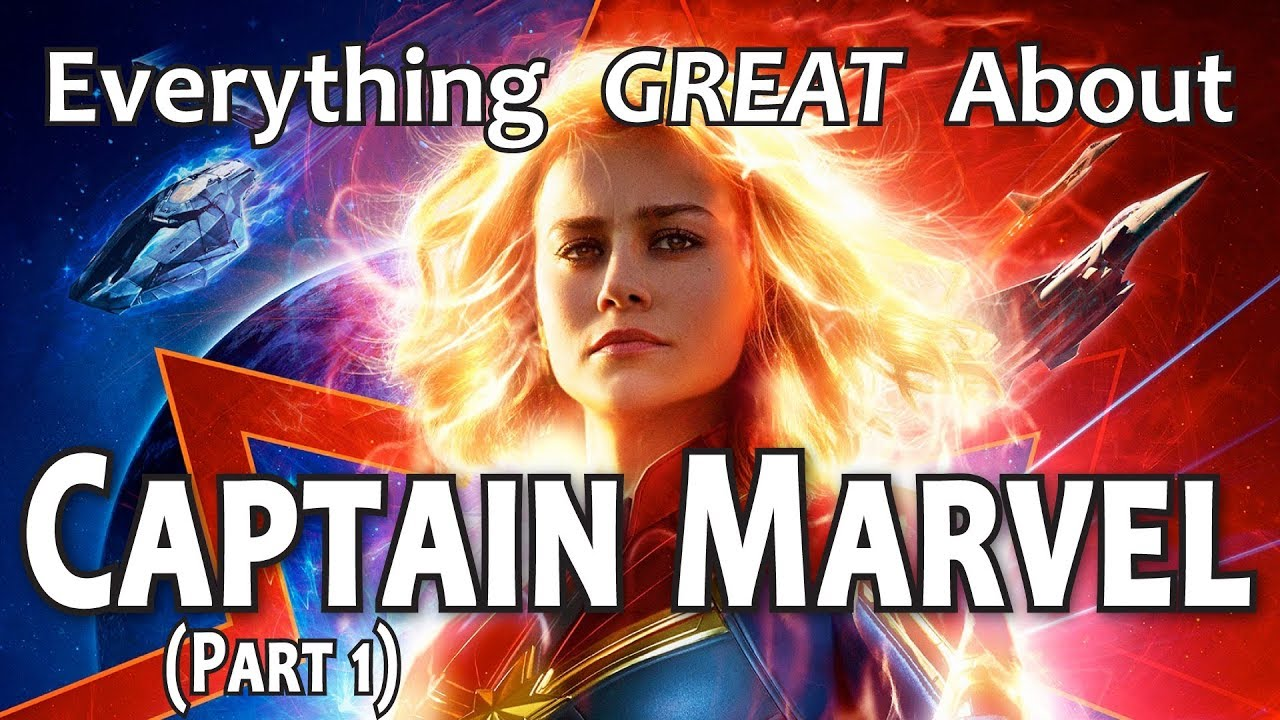Download Everything GREAT About Captain Marvel! (Part 1)