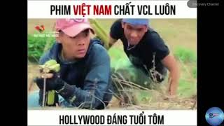 Phim Hài | Chỉ có ở Việt Nam | Phim chiếu rạp chuối 2017