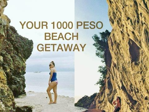 TRAVEL: Masasa Beach - Your 1000 Peso Beach Getaway near Manila