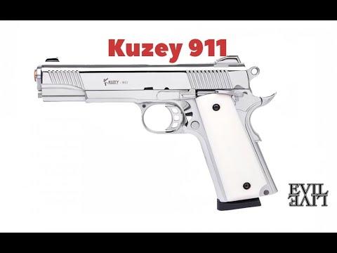 KUZEY 911 9 Mm PAK (Colt M1911) Впервые в Украине !!! - анонс | Startguns.com.ua |