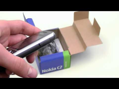 English: Nokia C2-01 unboxing