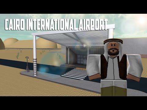 Cairo International Airport Intro