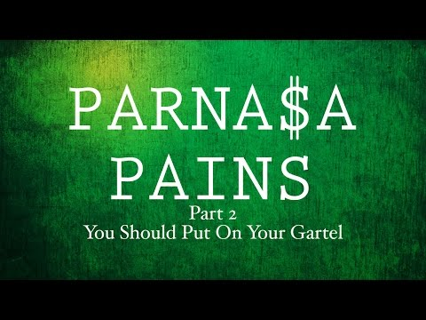 You Should Put On Your Gartel - Parnasa Pains P2 - Rabbi Manis Friedman