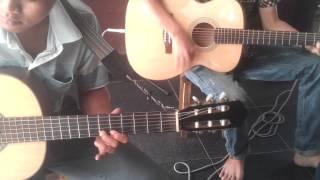Ngẩu hứng tại Guitar Phúc Sĩ đại lý Huế - phần 2 :)