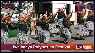8th Annual Renton Polynesian Festival