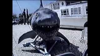 Universal Studios Florida: Jaws in The Boneyard 1995