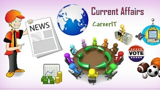 May, 2018 top 10 Current affairs MCQ's