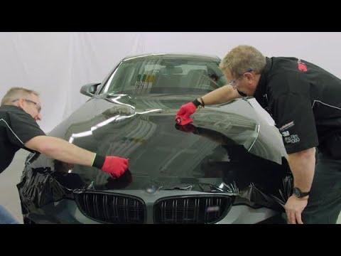 Comment installer un placage sur un capot - Pellicule de placage de Serie 2080 3M