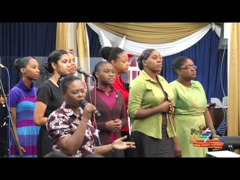 The Greatest Love Story - Sis. Elizabeth Bishop & Choir, Third Exodus Assembly