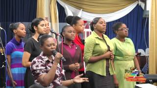 The Greatest Love Story - Sis. Elizabeth Bishop & Choir, Third Exodus Assembly