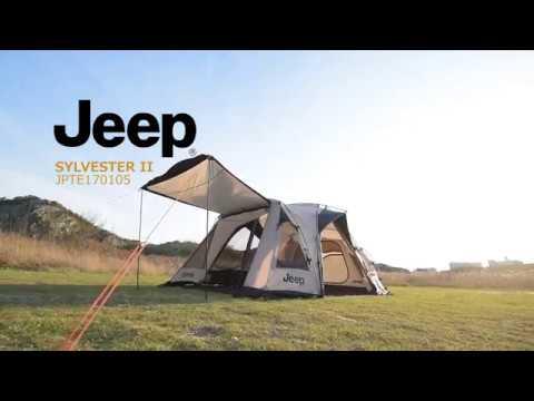 Jeep tent : SylvesterII Setup Video