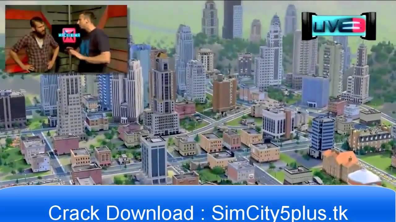 simcity 2013 offline crack
