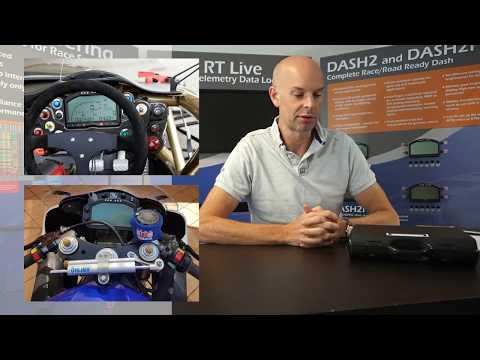 Race Technology DASH2 Digital Dashboard Introduction