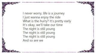 Kidz Bop Kids - The Night Is Still Young Lyrics