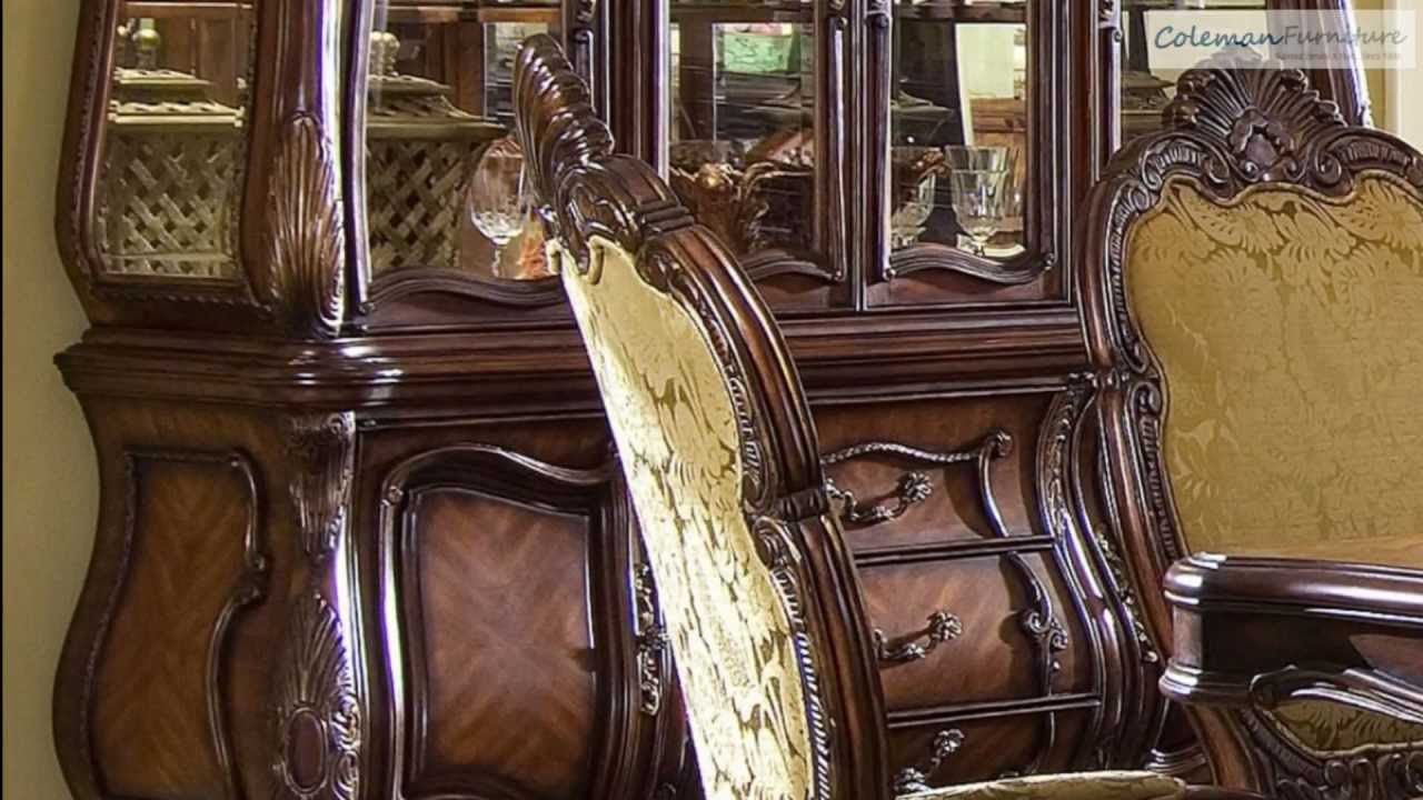 Chateau Beauvais Dining Room Collection From Aico Furniture Youtube