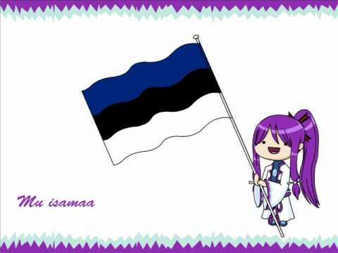 """Gakupo Kamui - Estonian anthem """"Mu isamaa"""""""