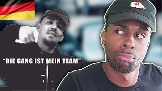 AMERICAN REACTS TO GERMAN RAP | Capital Bra X Klaas - Die Gang ist mein Team | Late Night Berlin