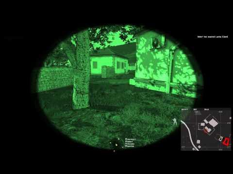 Magyar ARMA Realsim Közösség [M.A.R.K.] - SEAL küldetés: Cold Stranger