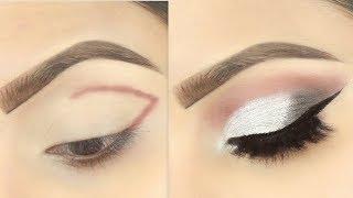 आई मेकअप कैसे करें छोटी हुडिड आईस् पे | Apply Eyeshadow on Small Hooded Eyes | Deepti Ghai Sharma