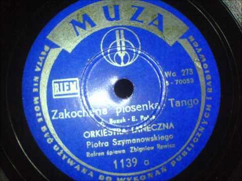 Zbigniew Rawicz - Zakochana Piosenka