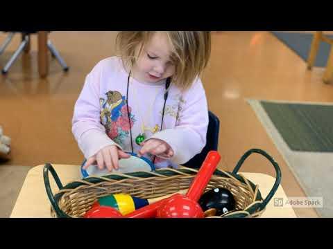 Central Montessori Academy Toddler Room Sensorial Experiences