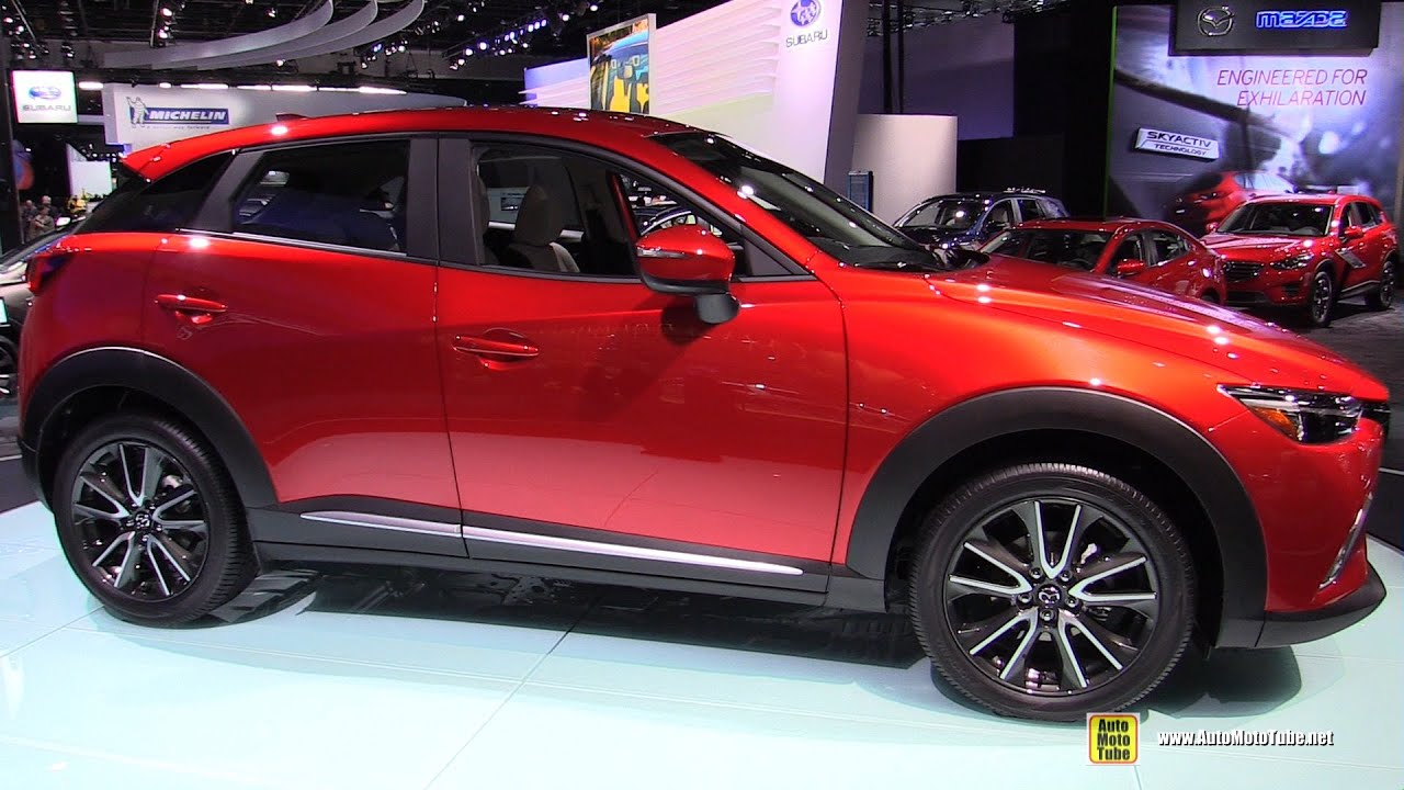 2016 mazda cx 3 skyactiv exterior and interior. Black Bedroom Furniture Sets. Home Design Ideas