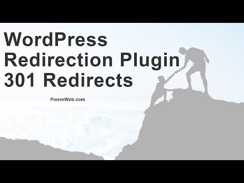 WordPress Redirection Plugin for 301 Redirects