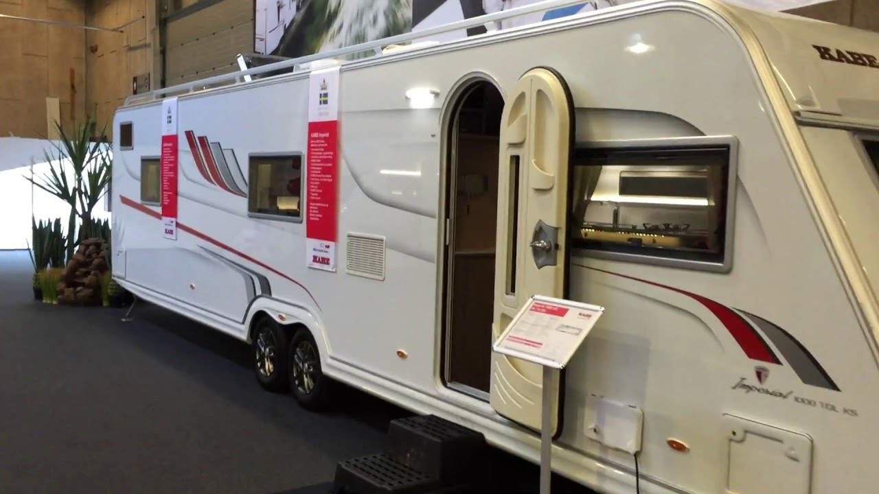 verdens største campingvogn