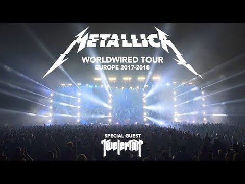 Metallica - WorldWired Europe Tour - The Concert (2018) [1080p]