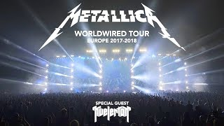 Metallica - WorldWired European Tour - The Concert (2018) [1080p]
